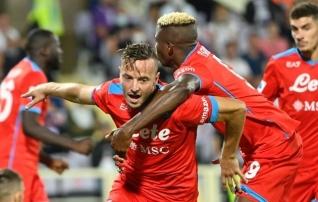 Napi võidu saanud Napoli jätkab pidurdamatus hoos, Mourinho püsib koduväljakul kaotuseta