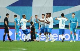 Zenit kaotas teise mängu järjest, Sotši jõudis kahe punkti kaugusele