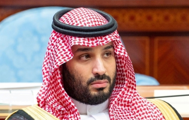 Mohammed bin Salman, Saudi Araabia tegelik valitseja. Foto: Scanpix / Reuters / Tim Heritage