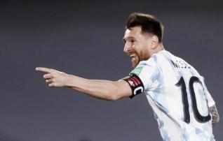 Lõuna-Ameerikas: Brasiilia kaotas esimesed punktid, Messi lõi veidra värava, kogu alumine kolmik võitis