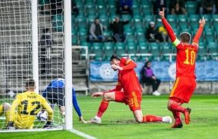 LOE JÄRELE: napi kaotuse saanud Eestil ei õnnestunud Walesi vastu punktiarvet kasvatada