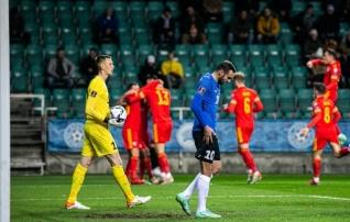 Video ja galeriid: Wales suutis Eesti vastu lüüa ühe värava, aga sellest piisas