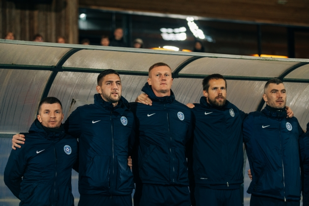 U21 koondise treeneritel on kõvasti mõtteainet. Foto: Liisi Troska / jalgpall.ee (arhiiv)