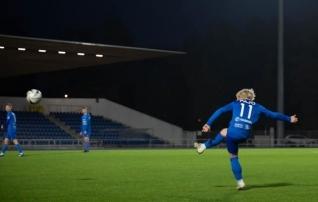 Esiliiga B septembrikuu parimaks mängijaks valiti 15-aastane Tabasalu väravakütt