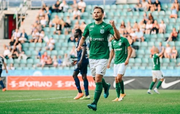 Rauno Sappinen. Foto: Liisi Troska / jalgpall.ee