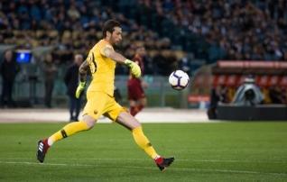 Milan hankis Juventuses ja Romas mänginud väravavahi