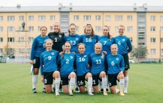 Neidude U19 koondis alustas EM-valikturniiri kaotusega Montenegrole