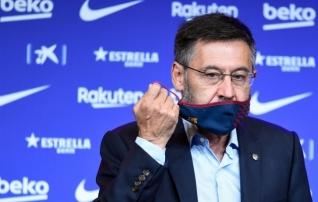Barcelona pidas 21 mängu fännidele ohtlikul Camp Noul  (Bartomeu süüdistab kõiges pandeemiat)