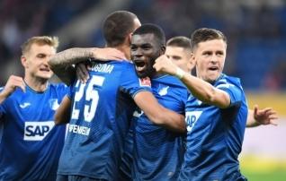 Hoffenheim murdis maha meeskonna, kes oli tänavusel hooajal vaid Bayernile kaotanud