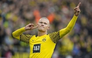 Šoki saanud Dortmund peab mitu nädalat toime tulema oma väravamasina Haalandita