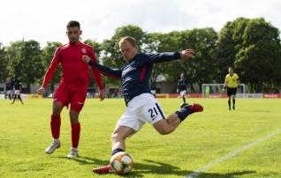 Plotnikovi juhitud FC Tallinn tagus väljakumängijast väravavahile seitse kolli, tabelitipp leppis omavahel viiki