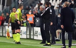 Draama Torinos: Juventus sai neljanda võidu järjest, aga kohtunik tegi Roma kahjuks kummalise otsuse