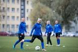 NA: Eesti naistekoondise treening