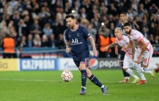 LOE JÄRELE: Messi tassis PSG raskustest välja