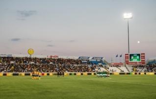 Pürg läks Flora eurovastase staadionile nagu oma koju: hea tuttav keskkond!