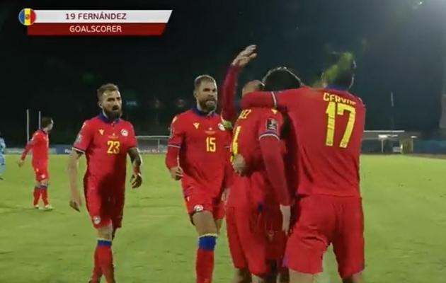 Supervõit pani Andorra raadiomehe turmtuld andma