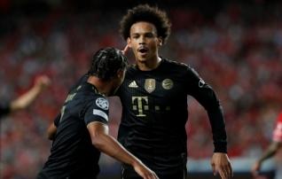 Bayern ja Juventus jätkavad täiseduga, Sevilla ainult viigistab