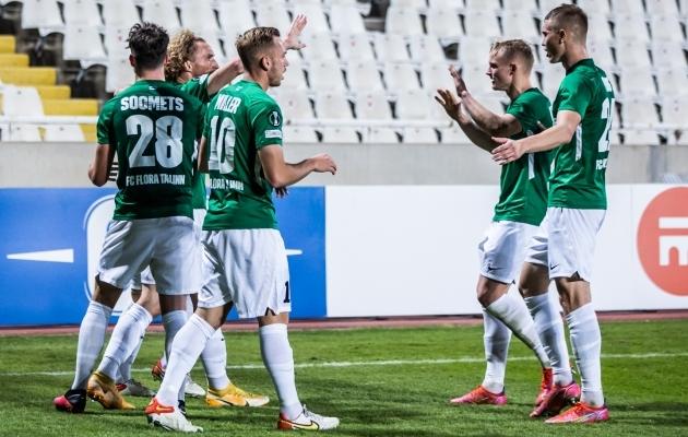 Uhke statistika: FC Flora on tõstnud Euroopa põhjamudas sipelnud Eesti mööda Venemaast!