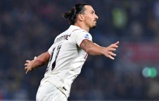 Milan pääses 9-mehelise Bologna käest ehmatusega, Ibrahimovic lõi nii endale kui ka vastasele