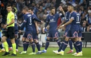PSG jäi kuivale, Nice tegi ulmelise tagasituleku