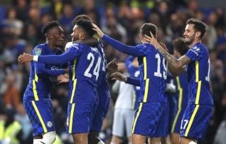 Chelsea vajas veerandfinaali pääsemiseks penaltiseeriat
